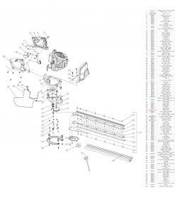Parts & Xploded