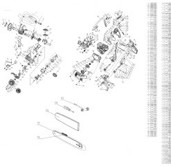 Xploded & parts – 3