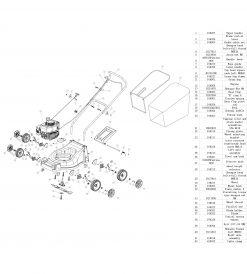Xploded & parts
